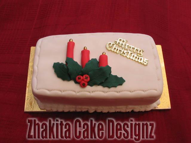 Christmas Cake Decoration Ideas Bbc Good Food : Square Christmas Cake Decoration Ideas - Christmas Lights ...
